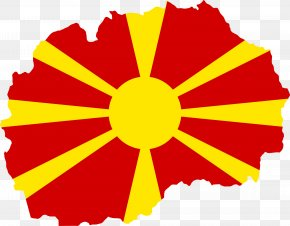 Traditional Culture - Flag Of The Republic Of Macedonia Socialist Republic Of Macedonia Map National Flag PNG