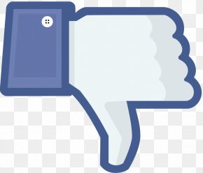 Facebook Dislike Transparent - Social Media Facebook Like Button PNG