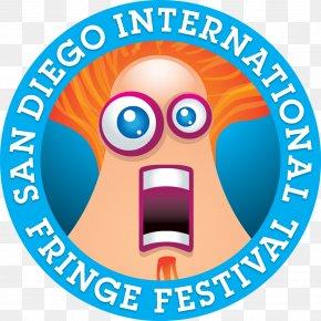 San Diego International Fringe Festival Fringe Theatre Logo PNG