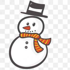 Artwork Snowman - Snowman Clip Art PNG