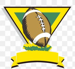 Flag Football Game - Flag Football American Football Clip Art PNG