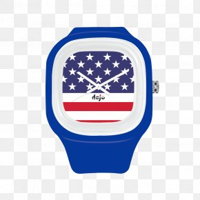 American Flag - Flag Of Thailand Flag Of The United States Watch Strap PNG
