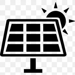 Solar Vector - Solar Power Solar Energy Solar Panels Renewable Energy Solar Thermal Collector PNG