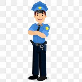 Police Career Development Plan - Profession Police Officer Illustration PNG