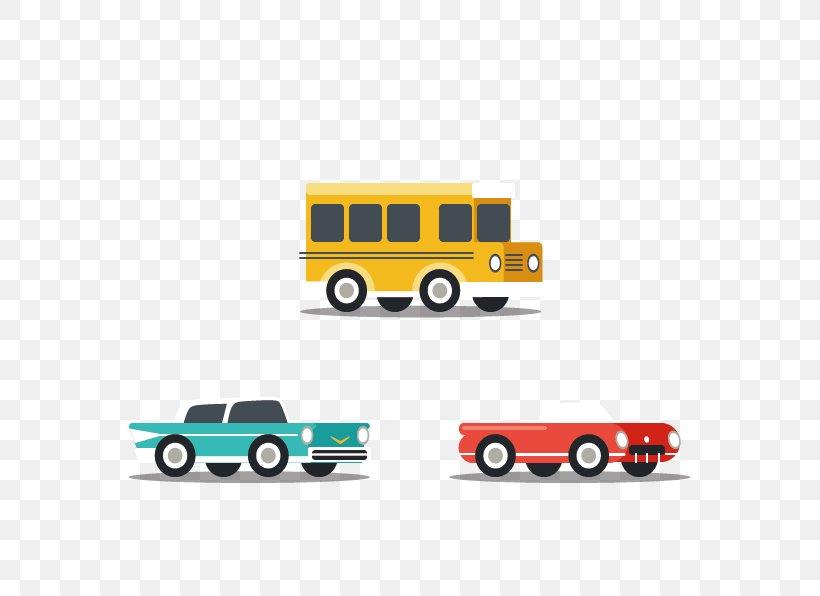 Car Bus Motor Vehicle, PNG, 596x596px, Car, Automotive Design, Brand, Bus, Cartoon Download Free