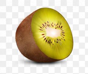 Green Kiwi - Kiwifruit ICO Icon PNG
