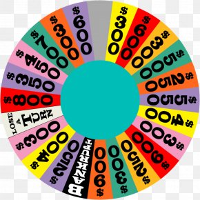 Three Wheeler - Wheel Of Fortune 2 Game Show Television Show PNG