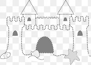 Drawing Of A Sandcastle - Sand Art And Play Castle Clip Art PNG