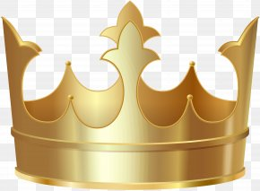 Gold Crown Transparent Clip Art Image - Image File Formats Lossless Compression PNG