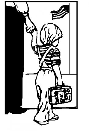 First Day Of School Images - Student First Day Of School Clip Art PNG