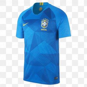 Brazil Jersey - 2018 World Cup 2014 FIFA World Cup Brazil National Football Team T-shirt Jersey PNG