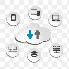 Cloud Computing - Cloud Storage Cloud Computing Computer Security Computer Data Storage PNG
