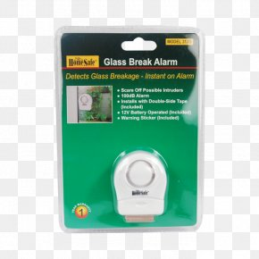 Glass Break - Window Glass Break Detector Security Alarms & Systems Alarm Device Sliding Glass Door PNG