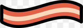 Curly Bacon - Brand Logo Clip Art PNG
