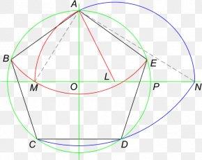 Polygon Shape - Circle Angle The Pentagon Regular Polygon PNG