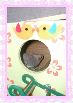 Paper Picture Frames Animal Pink M Font PNG