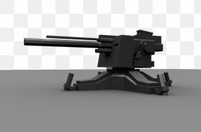 Machine Gun - Machine Gun Firearm Ranged Weapon Gun Barrel PNG