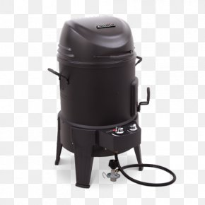 Barbecue - Barbecue-Smoker Roasting Smoking Char-Broil Big Easy Oil-Less Turkey Fryer PNG