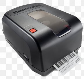 Printer - Barcode Printer Label Printer Barcode Scanners Honeywell PC42T PNG