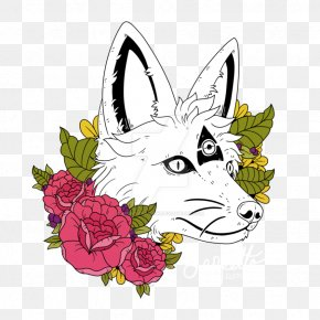 Watercolor Fox - DeviantArt Canidae Brewtanius Ink PNG