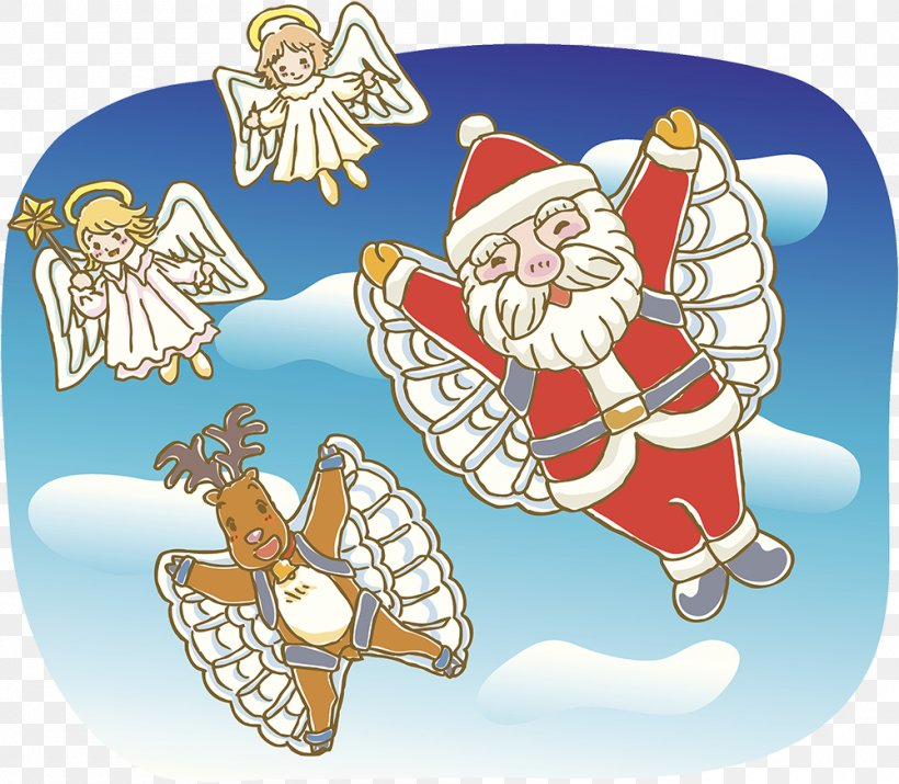 Santa Claus Photography Stock Illustration Royalty-free Illustration, PNG, 1000x872px, Santa Claus, Art, Cartoon, Christmas, Christmas Ornament Download Free