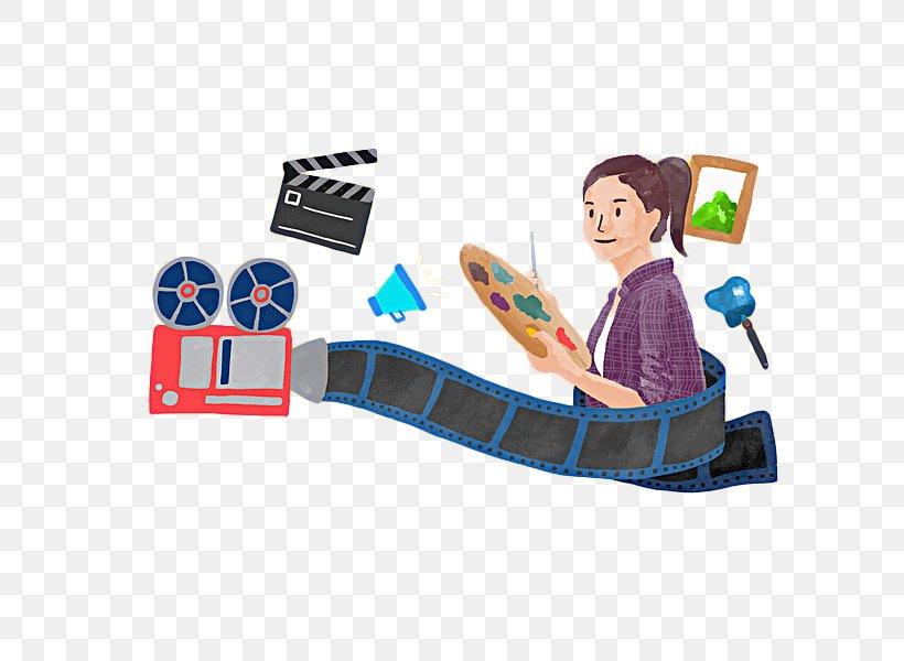 Video Camera Clapperboard, PNG, 600x600px, Video Camera, Artist, Camera, Clapperboard, Film Download Free