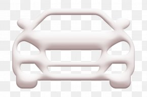 Compact Car Grille - Transport Icon Car Icon Sedan Car Front Icon PNG