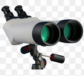 High-definition Telescope Binoculars - Airport North Station Spotting Scope Binoculars Telescope PNG