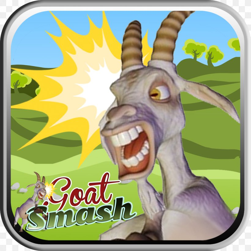 Goat Horse Livestock Snout Character, PNG, 1024x1024px, Goat, Animal, Cartoon, Character, Fiction Download Free