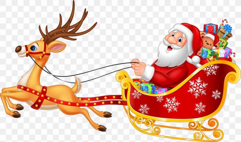 Santa Claus's Reindeer Santa Claus's Reindeer NORAD Tracks Santa Rudolph, PNG, 1280x758px, Santa Claus, Art, Christmas, Christmas Decoration, Christmas Ornament Download Free
