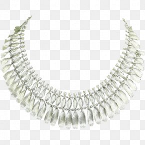 NECKLACE - Necklace Jewellery Costume Jewelry Chain Silver PNG