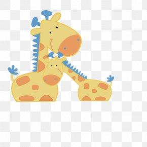 Deer - Northern Giraffe Clip Art PNG