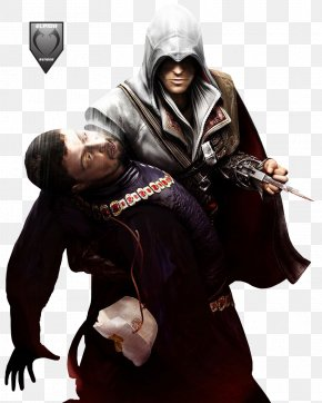 Assassins Creed - Assassin's Creed II Assassin's Creed: Brotherhood Ezio Auditore Assassin's Creed: Revelations PNG