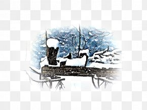Snow Vehicle - Table Tree Furniture Vehicle Snow PNG
