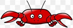 Crab Cartoon Pictures - Crab Cartoon Clip Art PNG
