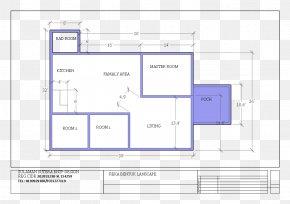 Rumah Kampung - Line Angle Diagram PNG