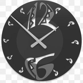 Clock - Clock Table Lancetta Parede Furniture PNG