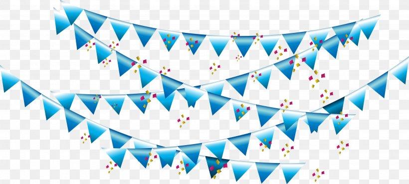 Blue Euclidean Vector Png 2668x1202px Blue Banner Designer Flag Illustration Download Free