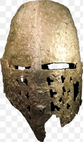 Wikimedia Commons - Swedish History Museum Earnaness Great Helm Eric Chronicles PNG