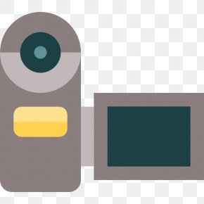 Communication Technology - Photographic Film Video Cameras PNG