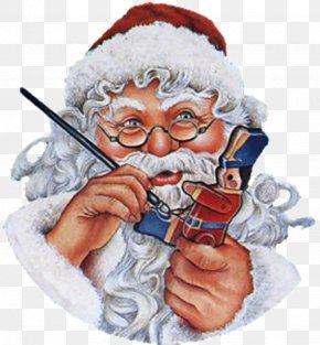 Santa Claus - Santa Claus Christmas Graphics Clip Art Christmas Day Painting PNG