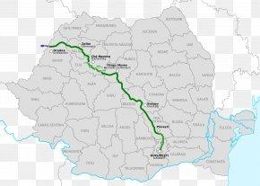 Romania - A3 Motorway A1 Motorway A2 Motorway Borș, Bihor Suplacu De Barcău PNG