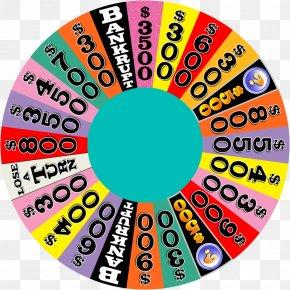 Bankrupt - Wheel Of Fortune 2 Game Show Television Show DeviantArt PNG
