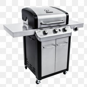 Barbecue - Barbecue Char-Broil Signature 4 Burner Gas Grill Grilling Char-Broil Signature 3 Burner Gas Grill PNG