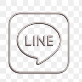 Metal Logo - Call Icon Contact Icon Line Icon PNG