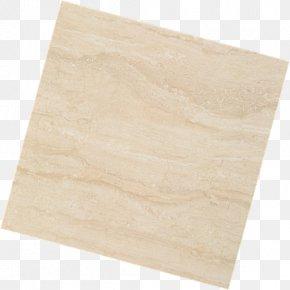 Glazed Tile - Plywood Material Beige PNG
