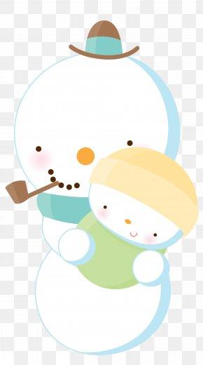 Snow - Snowman Clip Art Image PNG
