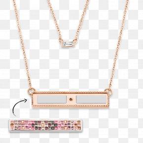 Necklace - Necklace Jewellery Gold Charms & Pendants Swarovski AG PNG