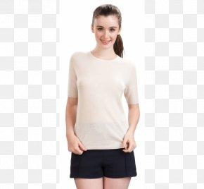 Crew Neck - T-shirt Sleeve Shoulder Crew Neck Citizen Holdings PNG