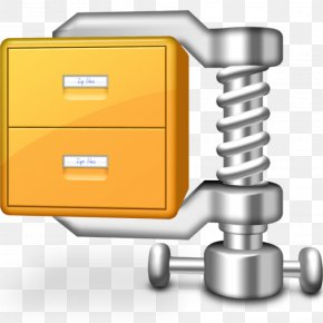 File - WinZip Data Compression PNG